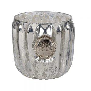 Tealight Vidro Mercurizado Lene Bjerre | Homeart - Design e Decoração de Interiores | 19000854