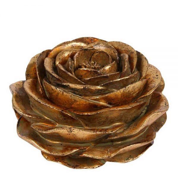 Guarda jóias formato Rosa