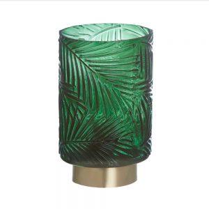 Lanterna Vidro com Lâmpada | Homeart - Design e Decoração de Interiores | 19000901