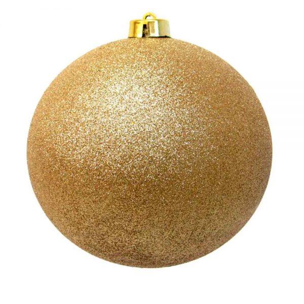 Bola Natal Gigante Dourado