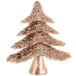 Árvore Natal Dourada | Homeart - Design e Decoração de Interiores | 19000907