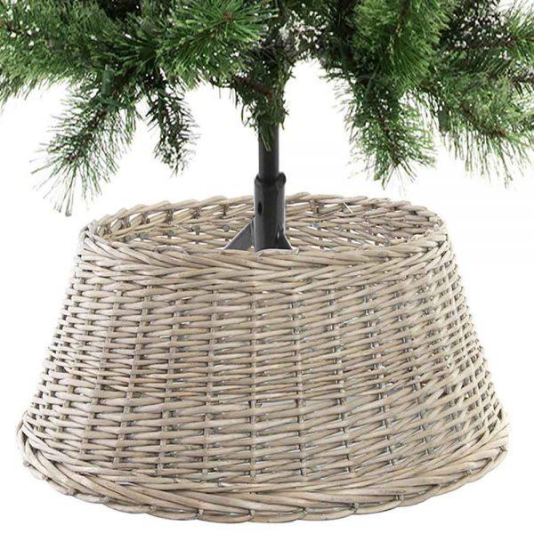 Base Árvore Vime Natural