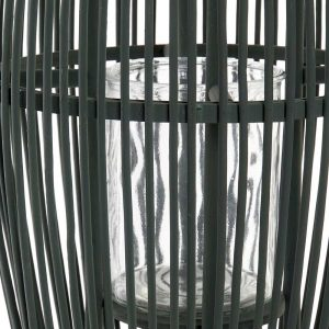 Lanterna Vime e Vidro | Homeart - Design e Decoração de Interiores | 19000960