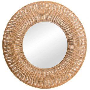 Espelho Rattan Natural | Homeart - Design e Decoração de Interiores | 19000974
