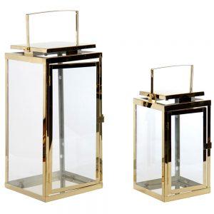 Conjunto 2 Lanternas | Homeart - Design e Decoração de Interiores | 19000981